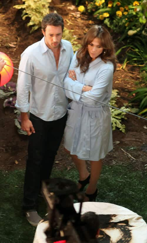 alex o loughlin tattoos. Alex O#39;Loughlin and Jennfier