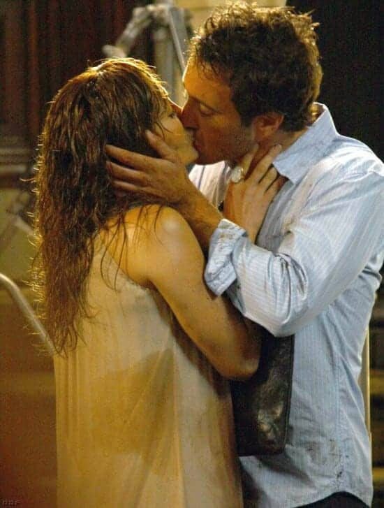 Jennifer Lopez Kiss