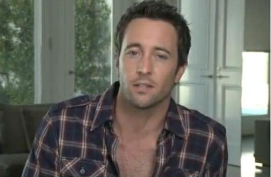 alex o'loughlin tv guide photo shoot video