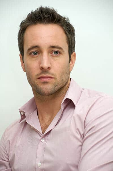 alex o loughlin and son. Alex O#39;Loughlin. Woohoo!