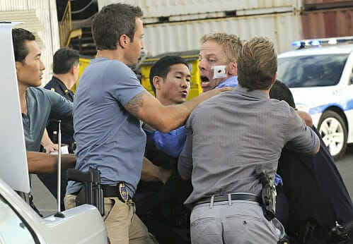 hawaii five o car. Hawaii Five-0 1.14 He Kane